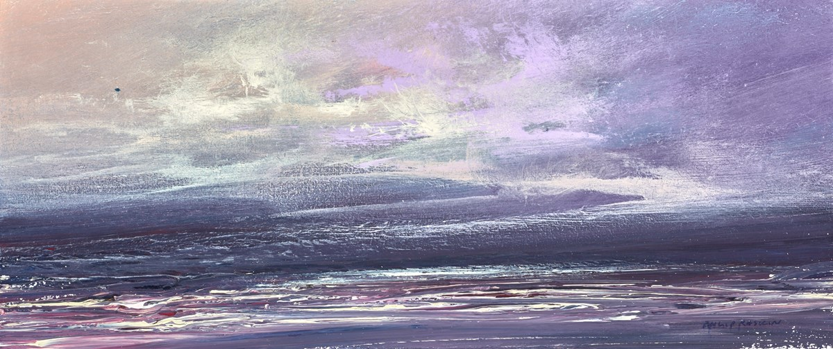 Through the Clouds V by philip raskin -  sized 16x7 inches. Available from Whitewall Galleries